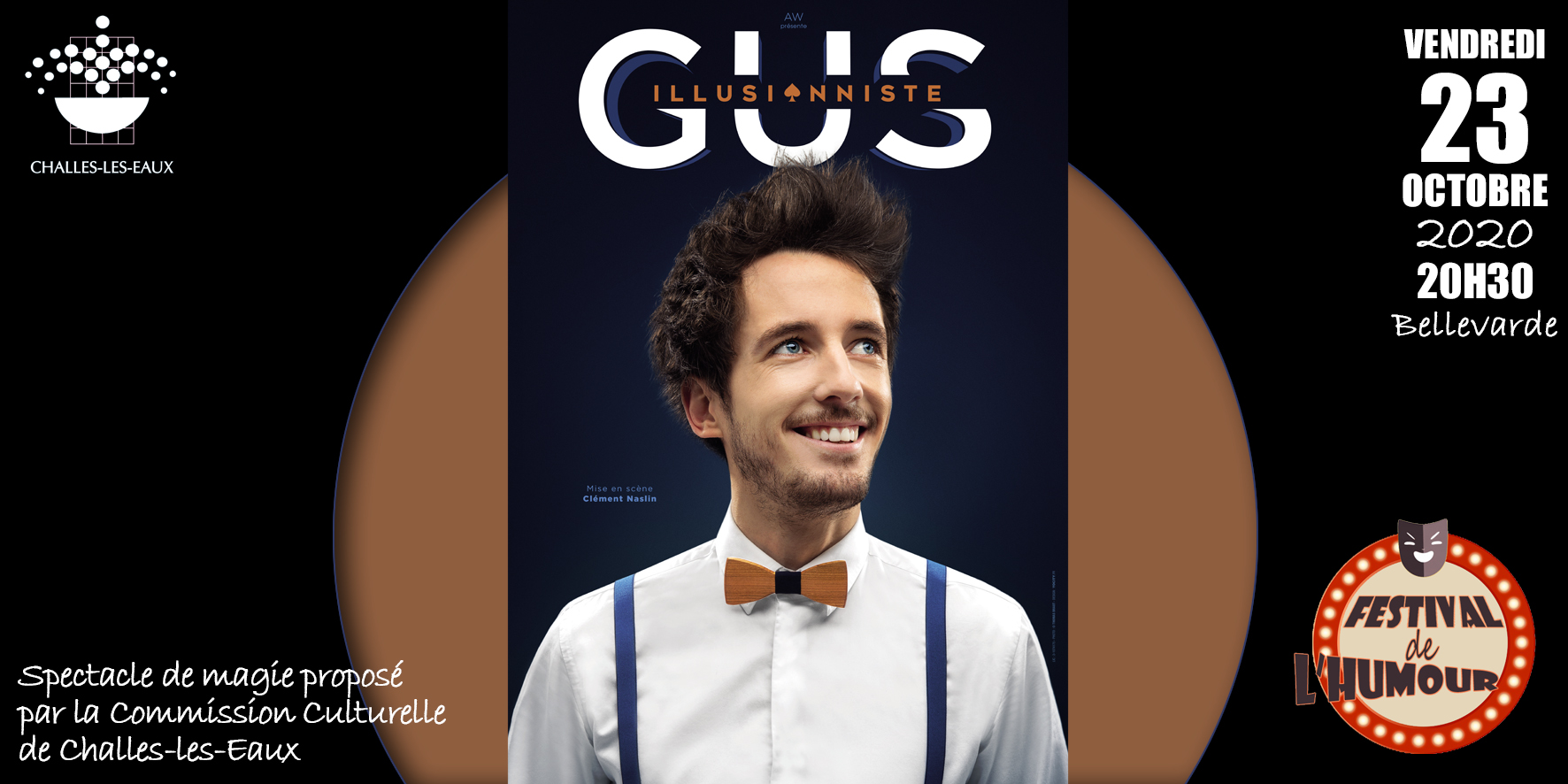 Gus l'illusionniste