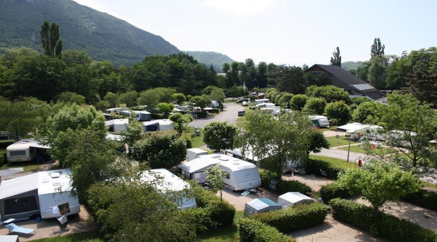 Le camping municipal